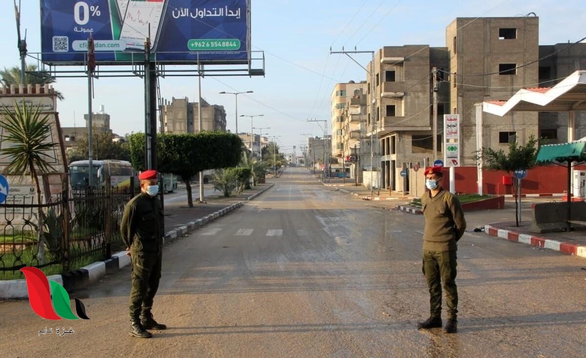 """""""الداخلية"""" بغزة: نحن أمام عدة خيارات وتوقعات بنتائج إيجابية من قرار إغلاق اليومين"""