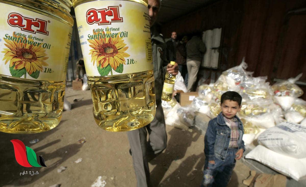 حقيقة وقف توزيع كوبونات الأونروا عن آلاف الأسر في غزة