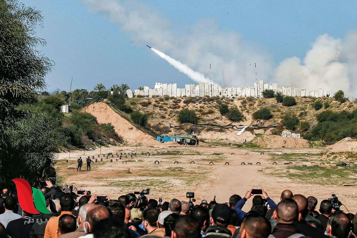 """الأجنحة العسكرية بـ""""غزة"""" تنظم مناورة مشتركة"""