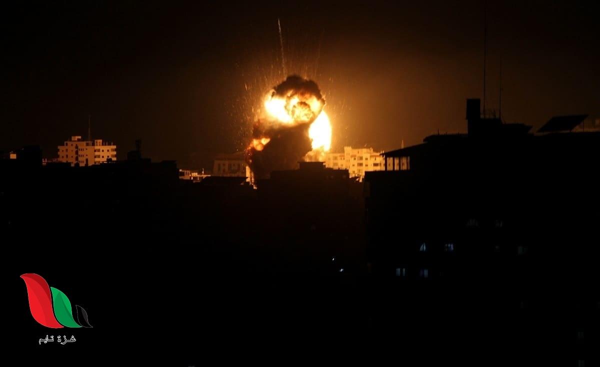 """إعلام الاحتلال: 3 أهداف حساسة ضُربت لـ""""حماس"""" في قطاع غزة"""