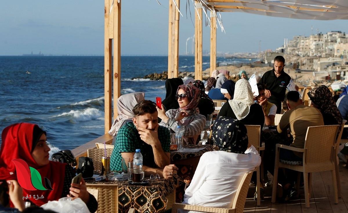 كم بلغ عدد سكان قطاع غزة بنهاية عام 2020؟