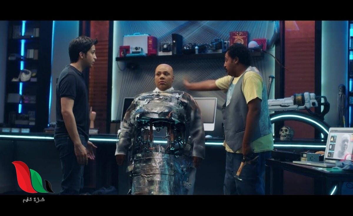 متى يعرض مسلسل في بيتنا روبوت على قناة cbc ؟