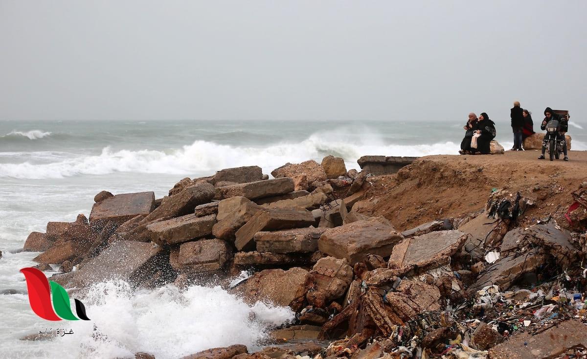 غزة على موعد مع 3 منخفضات متتالية وعودة قوية للشتاء