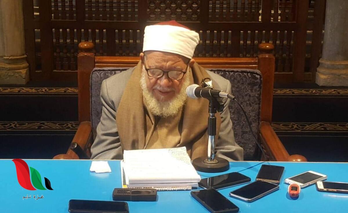 سبب وتفاصيل وفاة الشيخ الدكتور أحمد طه ريان في الأقصر