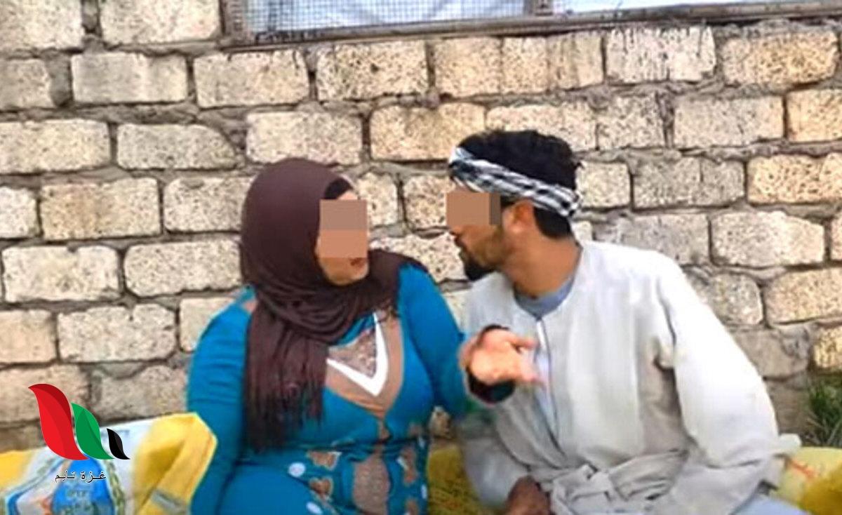 شاهد: فيديو احمد ونهى يثير غضب منطقة حوش عيسى بمصر