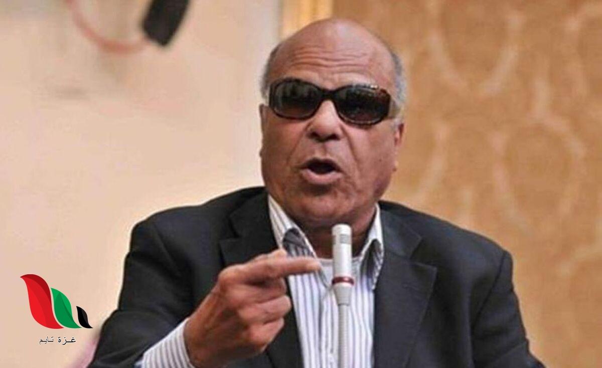 مصر: سبب وفاة البدري فرغلي النائب السابق في البرلمان