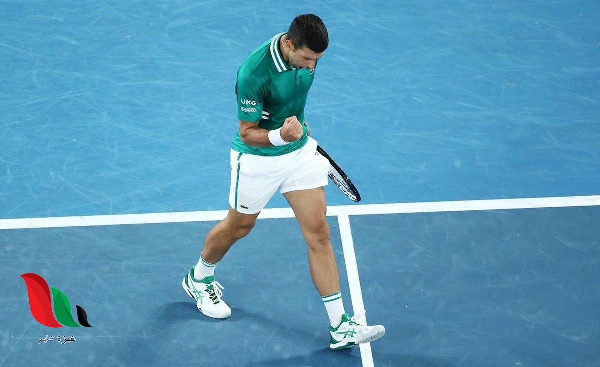 مشاهدة مباراة رافاييل نادال اليوم بث مباشر في بطولة تنس استراليا المفتوحة