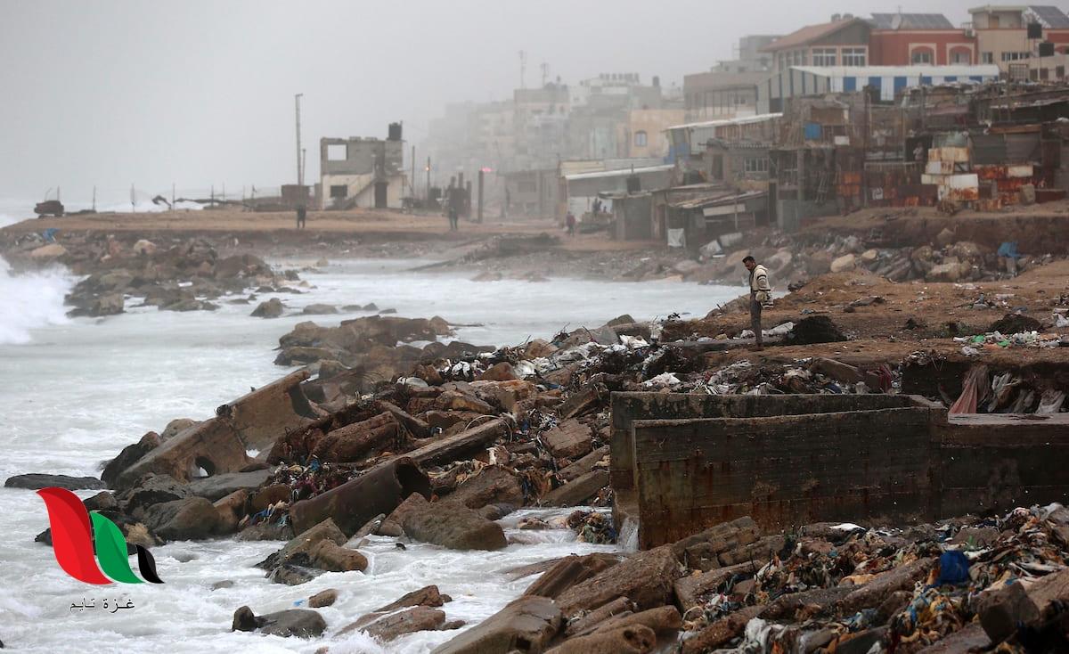 قطاع غزة على موعد مع منخفض قطبي جديد .. تعرف على موعده