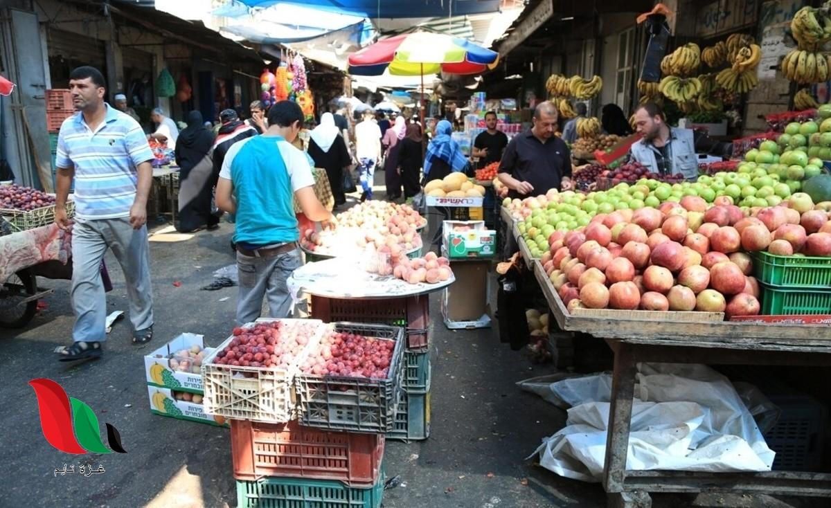 اقتصاد غزة توضح أسباب ارتفاع أسعار بعض السلع الغذائية