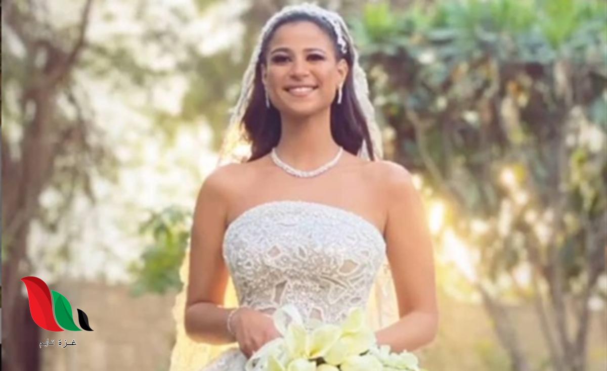شاهد فرح زفاف دينا داش يتصدر مواقع التواصل .. من هي على ويكيبيديا
