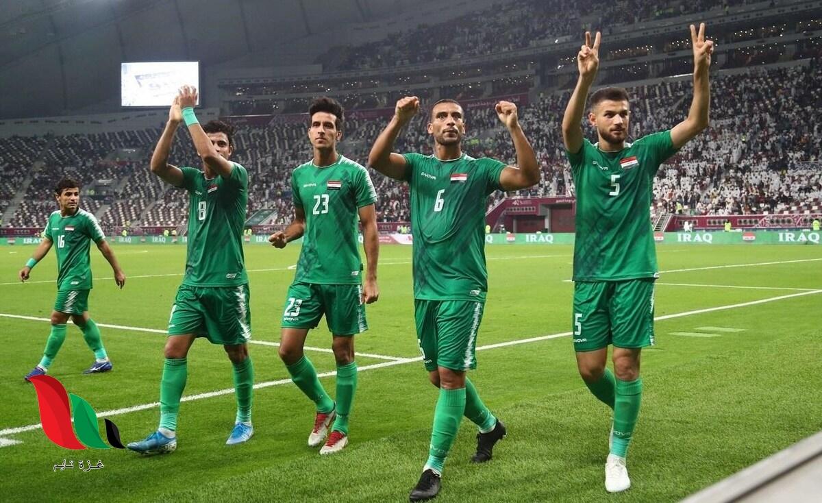 مشاهدة مباراة العراق ضد أوزبكستان اليوم على قناة السومرية بث مباشر