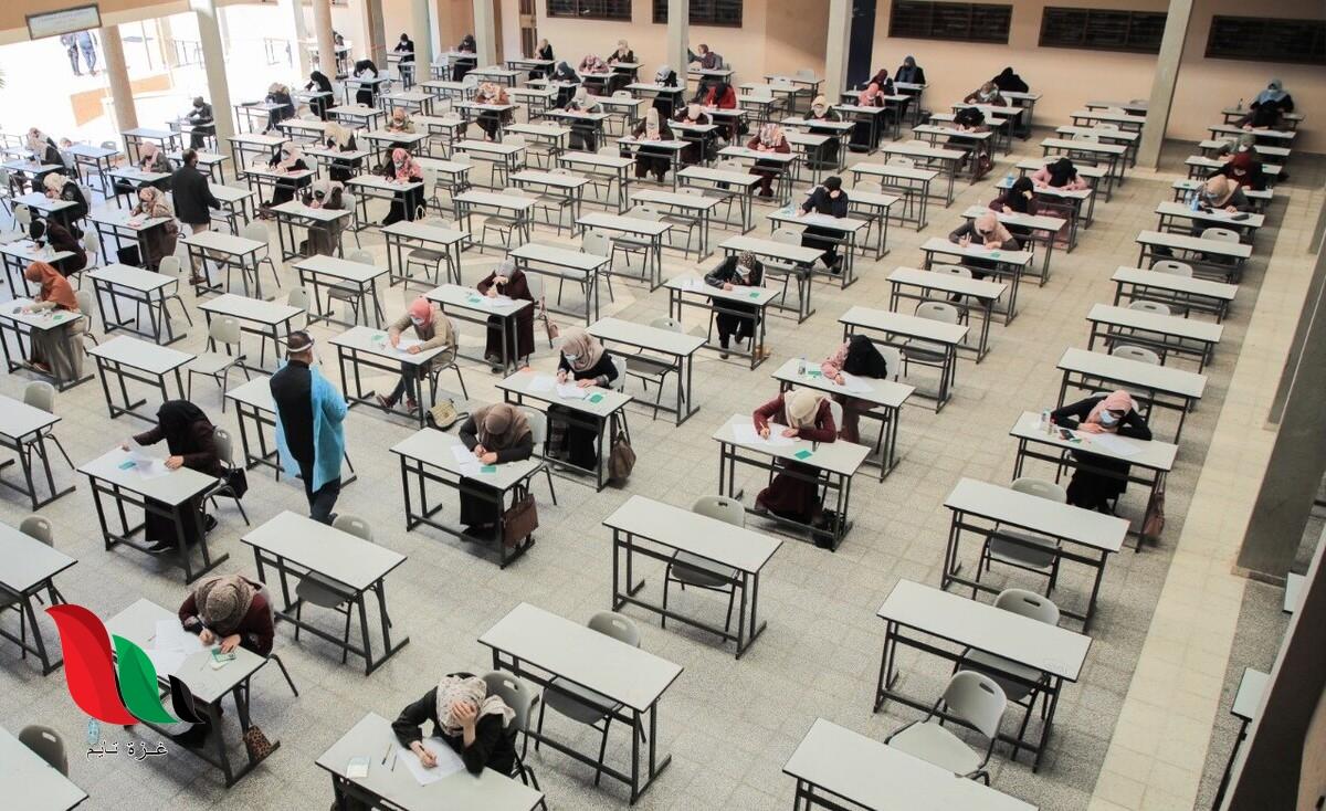 التعليم بغزة: 47 ألف خريج وخريجة تقدموا لاختبارات الوظائف التعليمية