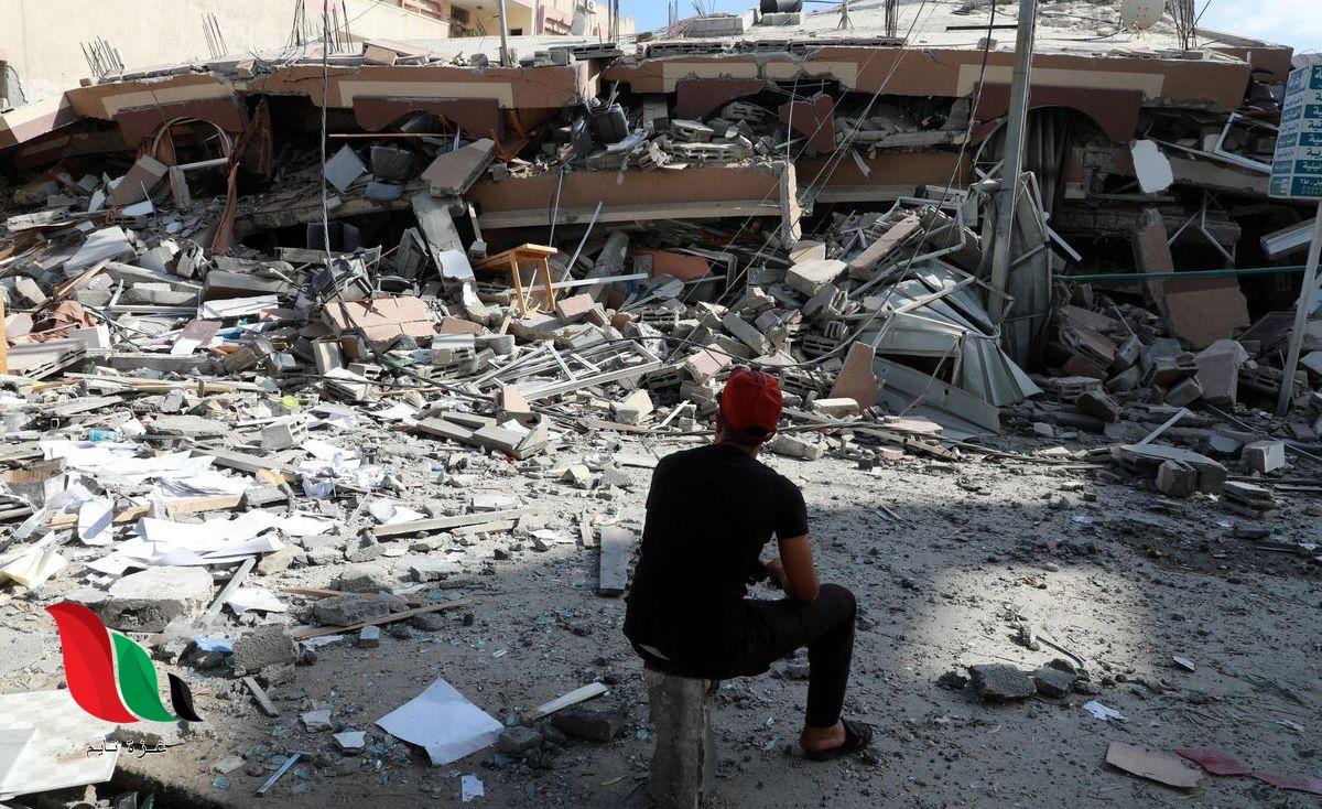 غزة: رابط تسجيل الاضرار في الحرب من وزارة الاشغال