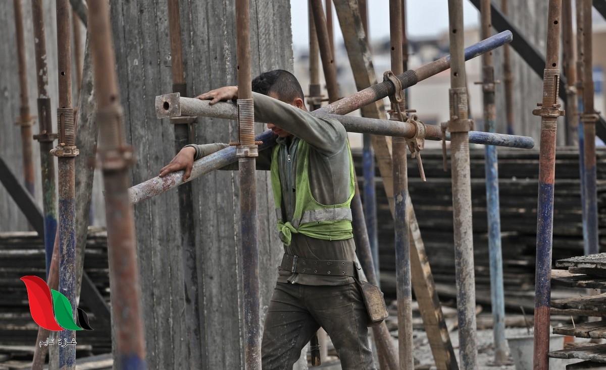 في يوم العمال العالمي.. أكثر من 300 ألف عامل معطل عن العمل في غزة