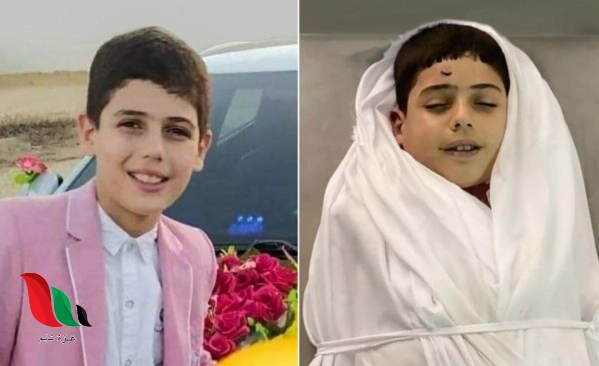 أصبح أيقونة أطفال غزة.. حمزة نصار استشهد صائمًا مبتسمًا