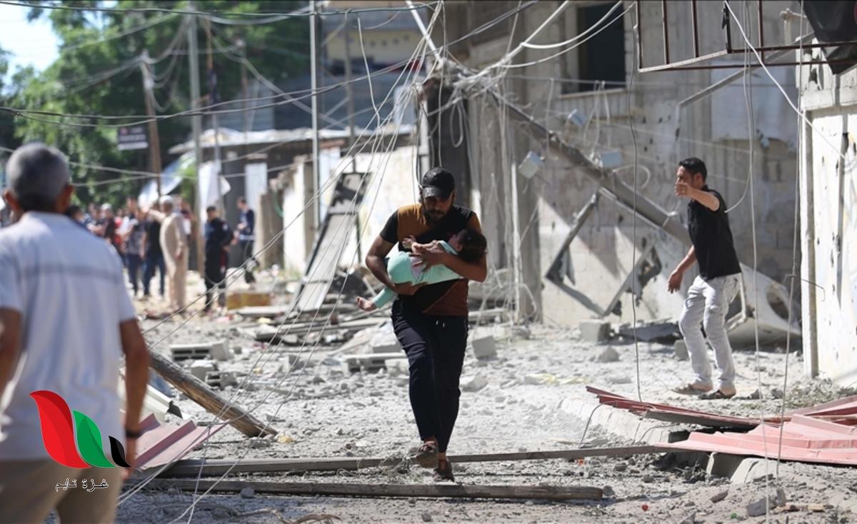 87 شهيدًا بينهم 18 طفلًا.. حصيلة عدوان الاحتلال على غزة