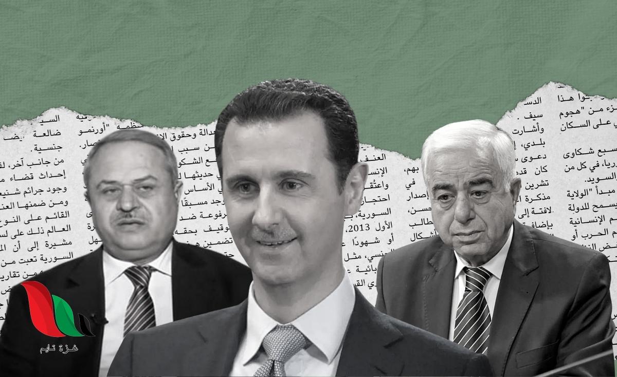من هو محمود احمد مرعي مرشح الرئاسة في سوريا