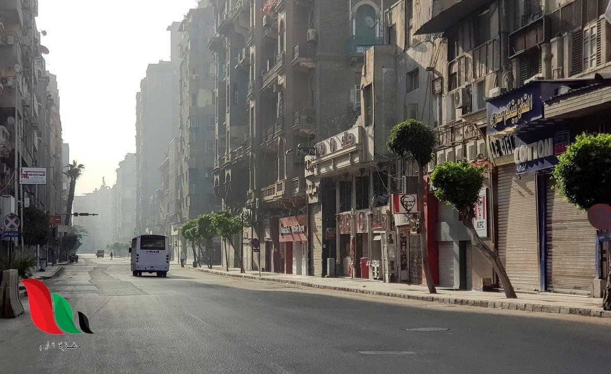 إليكم مواعيد غلق المحلات الجديدة في مصر