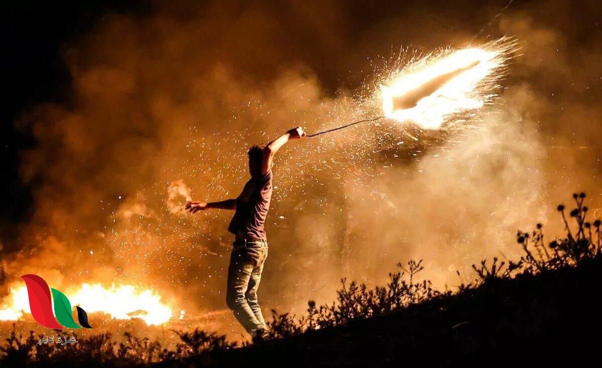 مستوطنو غلاف غزة: البالونات الحارقة لا تقل خطورة عن الصواريخ