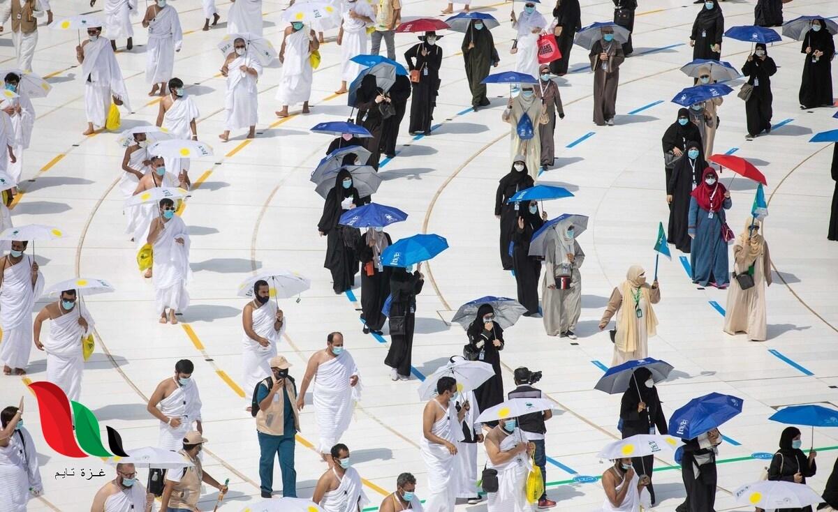 حملات الحج المجانية 1442 في السعودية