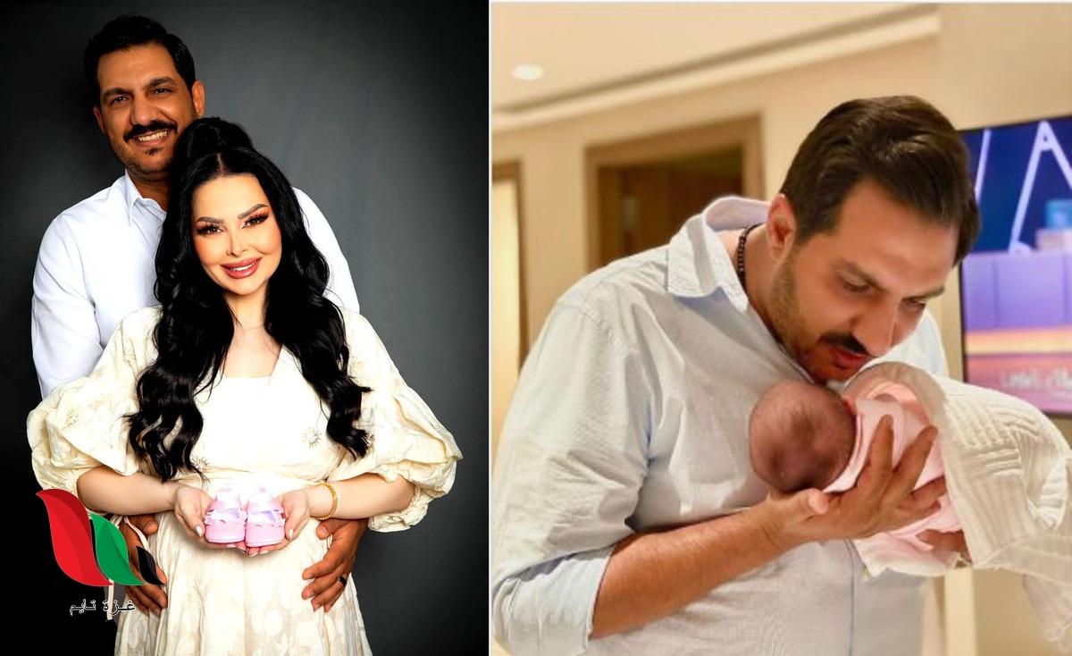 ما هو اسم ابنة الفنانة الأردنية ديانا كرزون من زوجها معاذ العمري؟