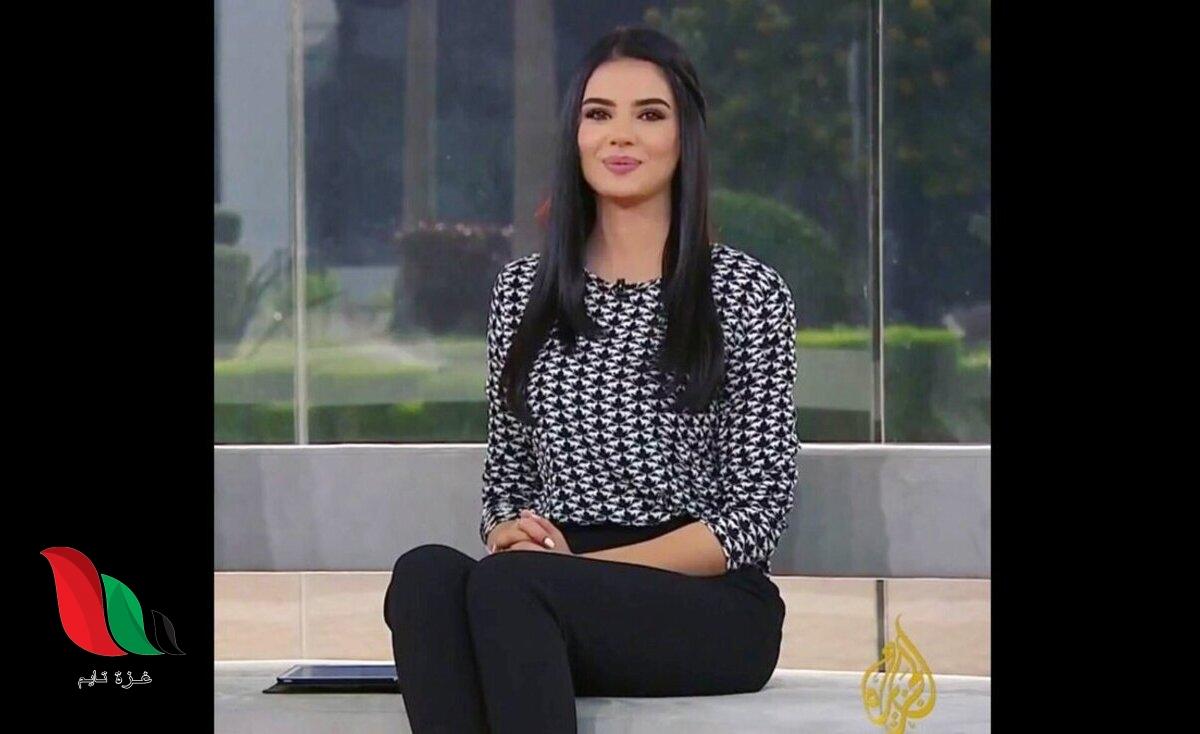 حقيقة وفاة مذيعة قناة الجزيرة لينا قيشاوي