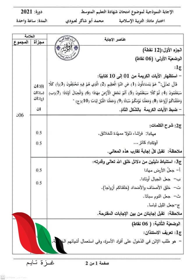200 - غزة تايم - Gaza Time