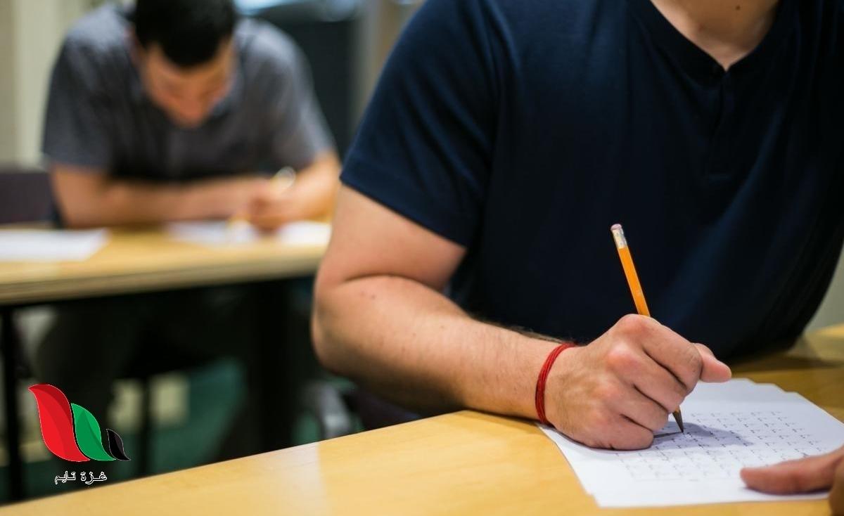 اجابات مع حل امتحان عربي تخصص 2021 الورقة الثانية في الاردن نموذج 2