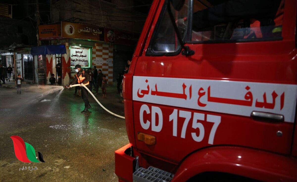 الصحة: اندلاع حريق بإحدى غرف مستشفى غزة الأوروبي ولا إصابات
