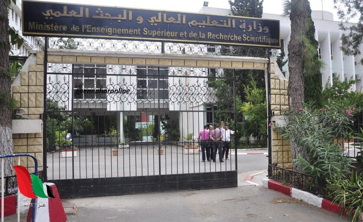 نتائج الدورة 45 للجنة الجامعية الوطنية بالجزائر