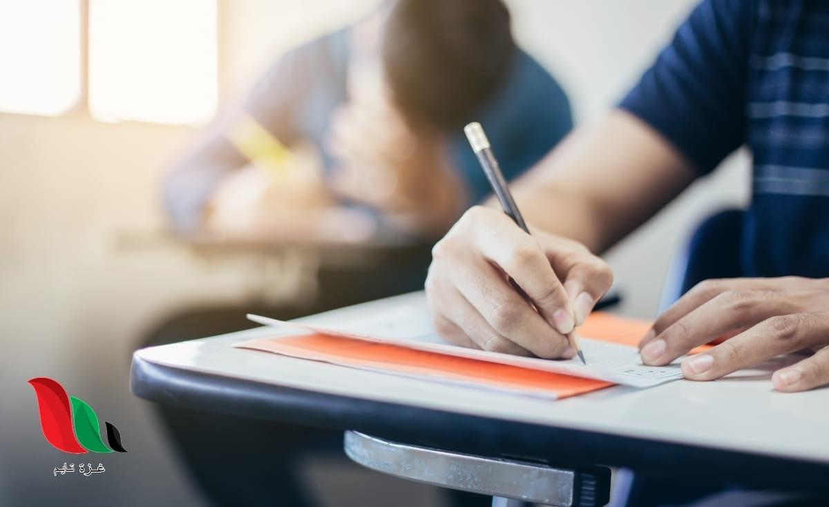 حل اجابات امتحان العربي اللغة العربية للصف الثالث الثانوي 2021 بمصر