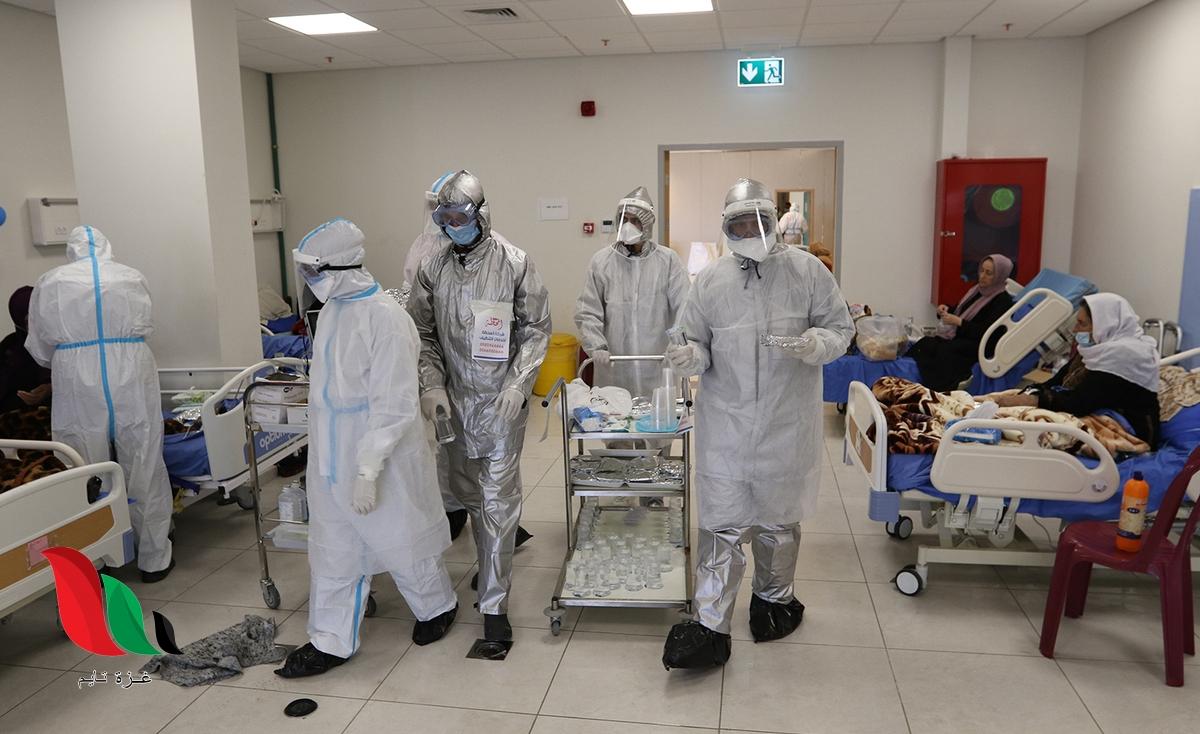 الصحة في غزة تُسجل حالتي وفاة وعشرات الإصابات بفيروس كورونا