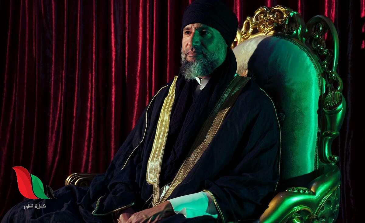 شاهد: لقاء سيف الاسلام القذافي مع نيويورك تايمز