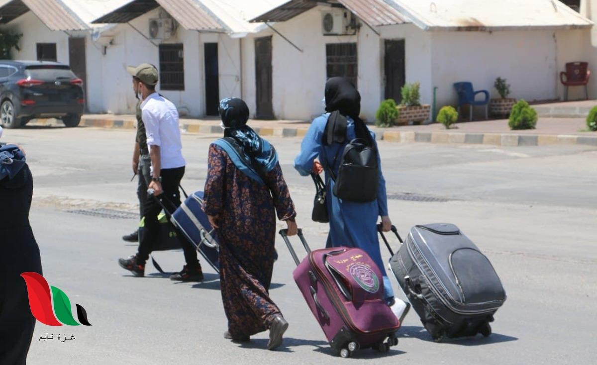 رابط حجز اجازات العيد 2021 على معبر جرابلس