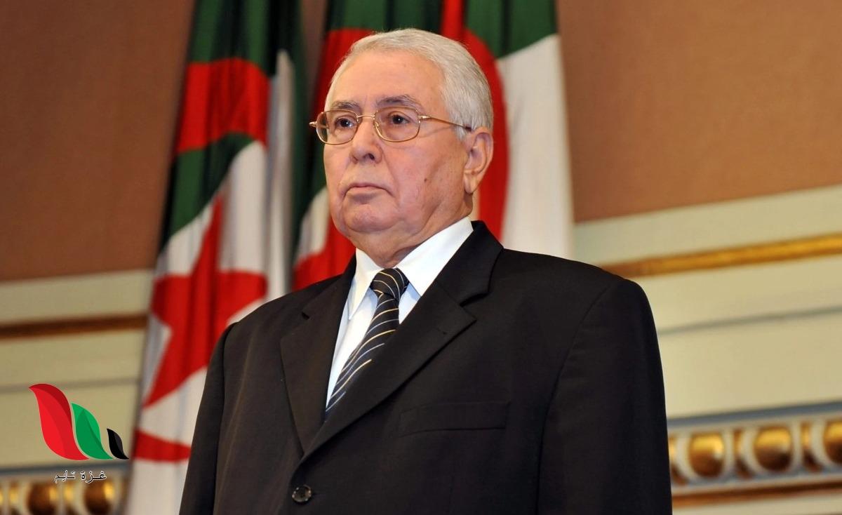 تفاصيل وفاة عبد القادر بن صالح بالجزائر