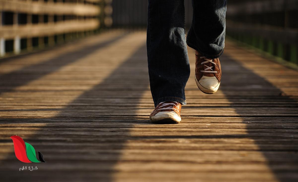 دراسة: المشي لمدة نصف ساعة يحمي من الموت
