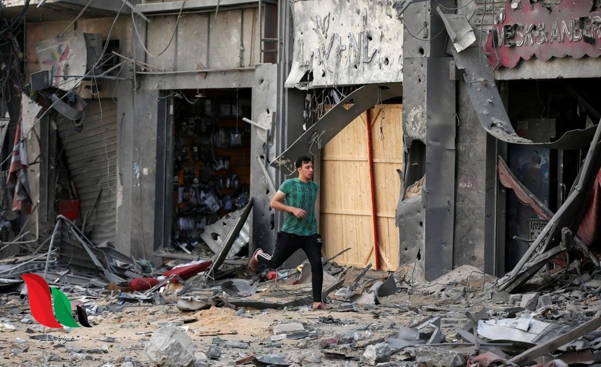 هل يوجد رابط فحص 800 شيكل للاسر المتضررة من الحرب الأخيرة على غزة ؟
