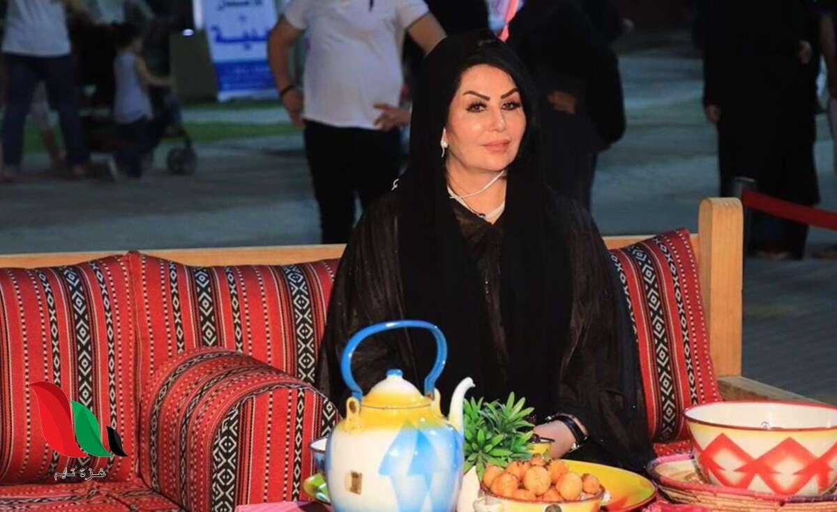 حقيقة خبر وفاة ليلى السلمان بوعكة صحية