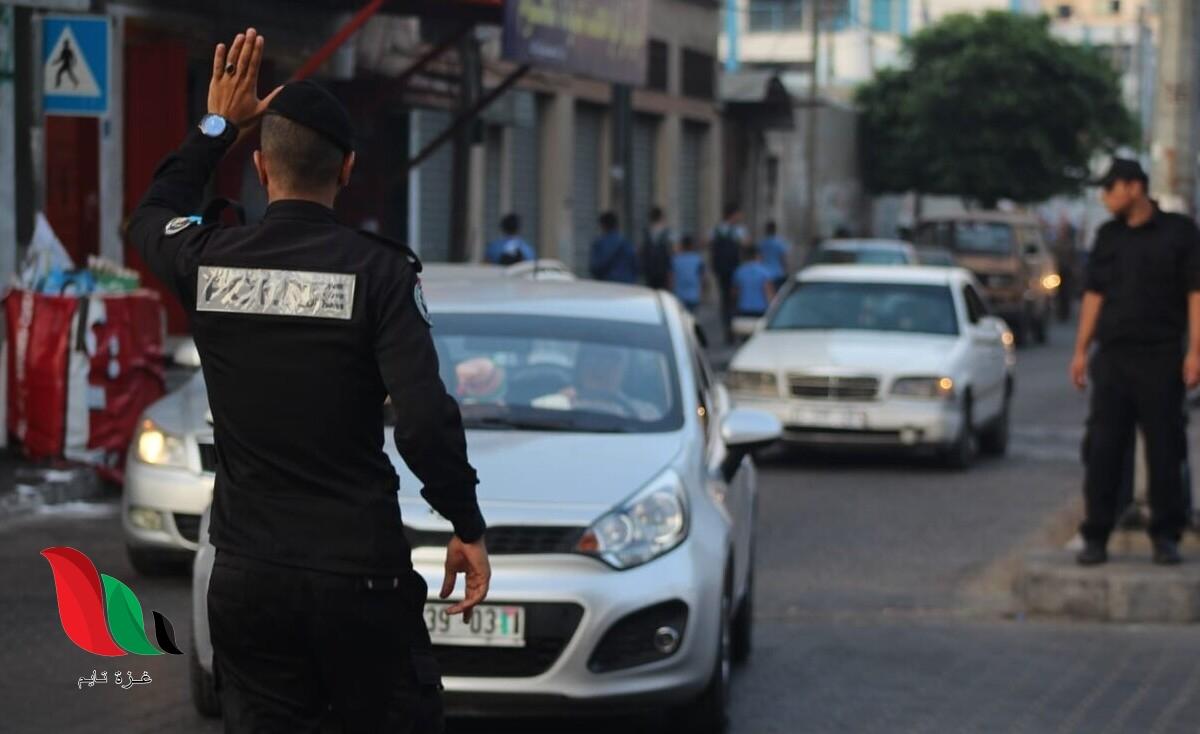 """""""النقل والمواصلات"""" تقدم تسهيلات مالية لترخيص السيارات في غزة"""