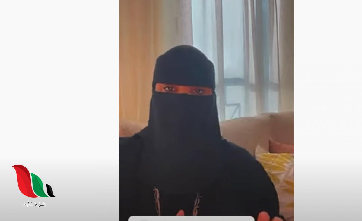 سناب شات ينشر فيديو فضيحة سعاد بنت جابر .. والأخيرة تبرر
