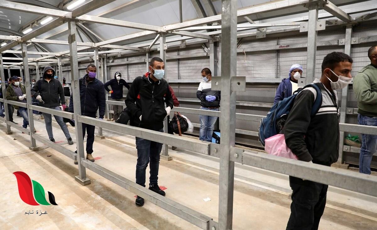 غزة: بدء استقبال طلبات تصاريح عمال للعمل في إسرائيل