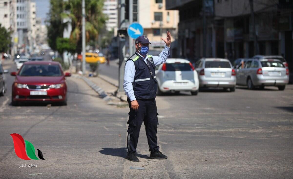 شرطة مرور غزة: 74 بالمئة من حوادث السير تقع بسبب عدم حيازة رخصة