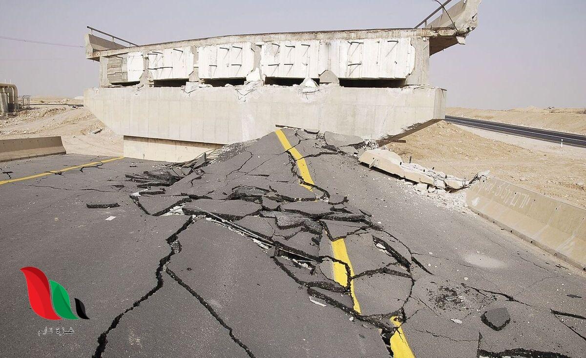 هل حدث زلزال اليوم في مصر 2021 قبل قليل
