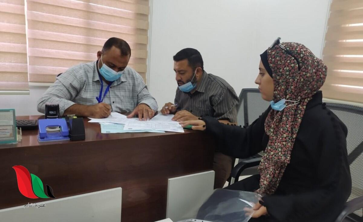 وزارة العمل تُعلن تشغيل أوائل خريجي كليات التدريب المهني في غزة