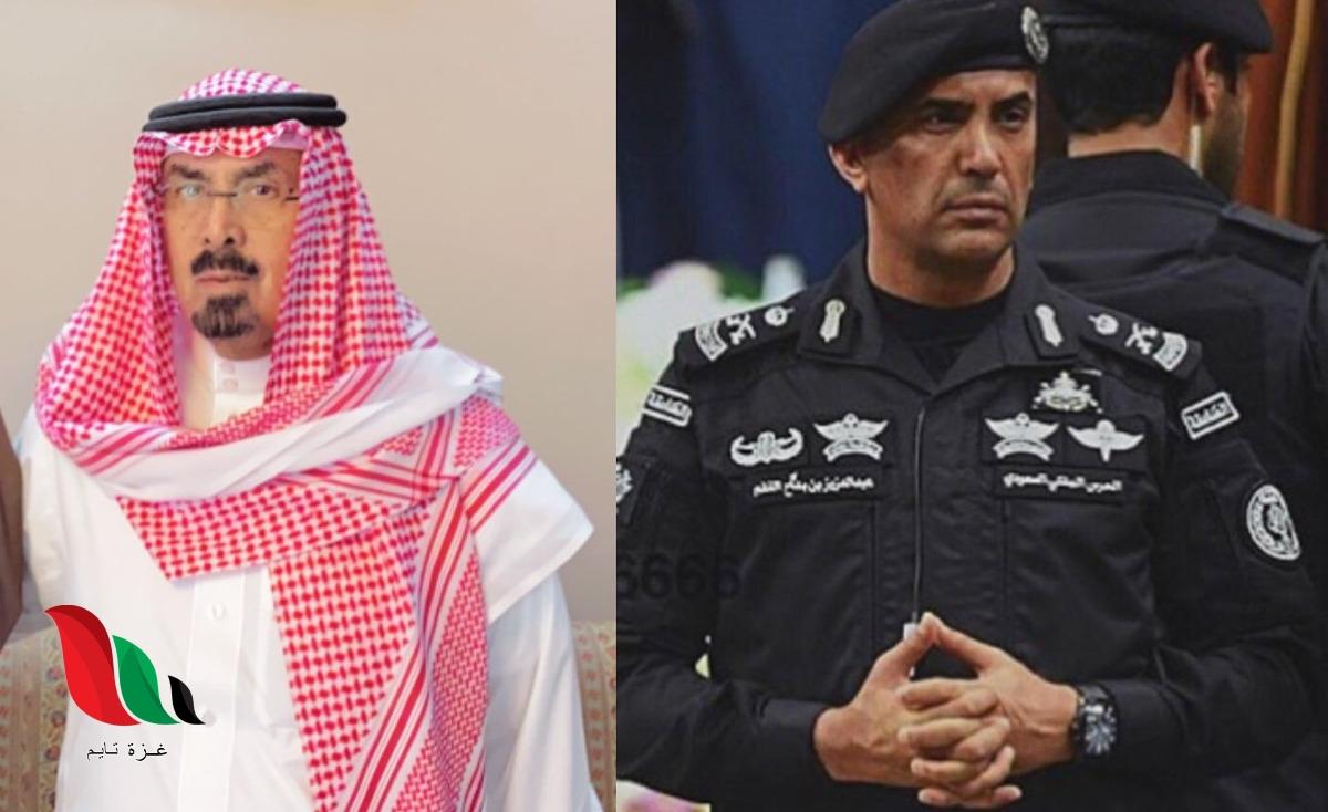 حقيقة وفاة اللواء بداح الفغم المطيري والد عبدالعزيز الفغم