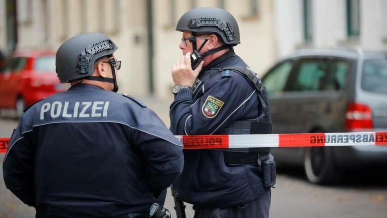 قتيلان في إطلاق النار على كنيس يهودي في ألمانيا