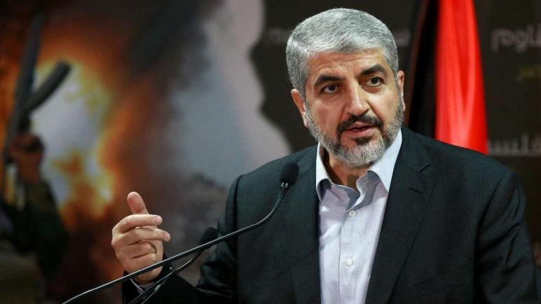 مشعل يتحدث عن الحرب وامكانيات المقاومة في غزة