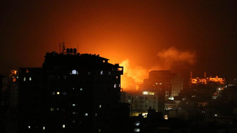 شهيد وجرحى في غزة جراء الاستهداف الإسرائيلي