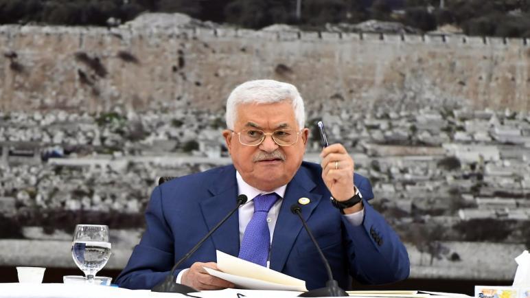 الرئيس عباس يصر على إجراء انتخابات فلسطينية