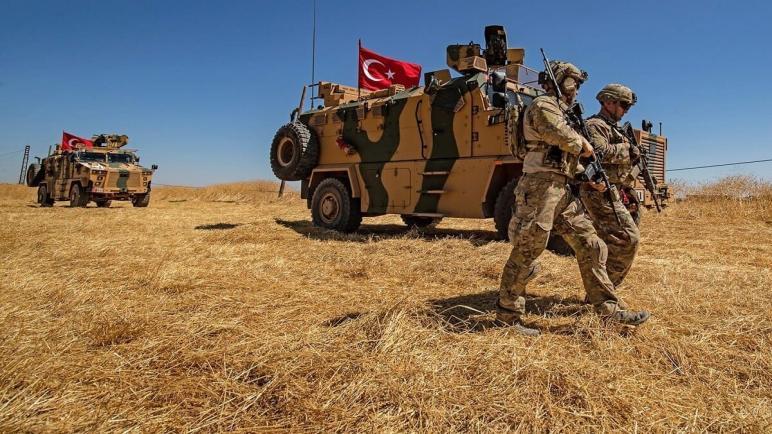 الرئيس التركي يؤكد بدء العملية العسكرية في شمال سوريا